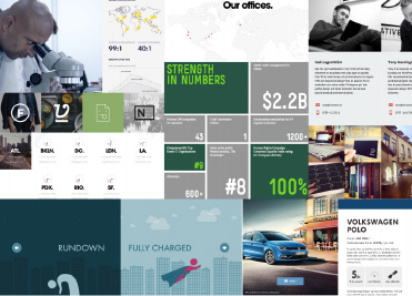 Quinn Emanuel – UX & corporate site redesign UX Strategy Image 1
