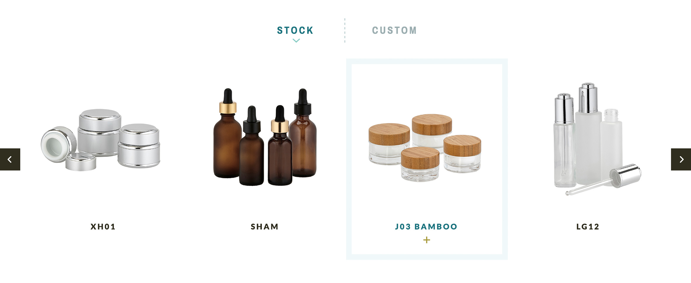 Unboxing a New Website for a Beauty Packaging Company Build Image-1