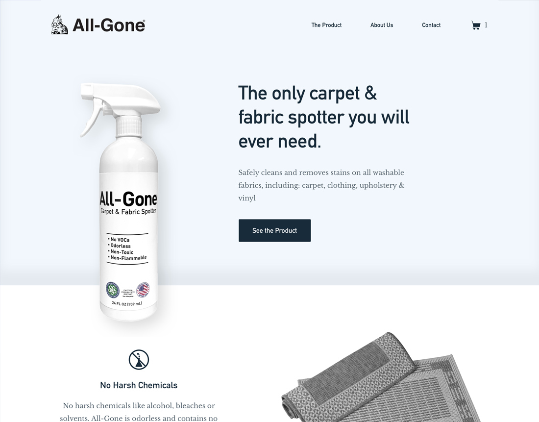 all-gone-ecommerce-website-design-1