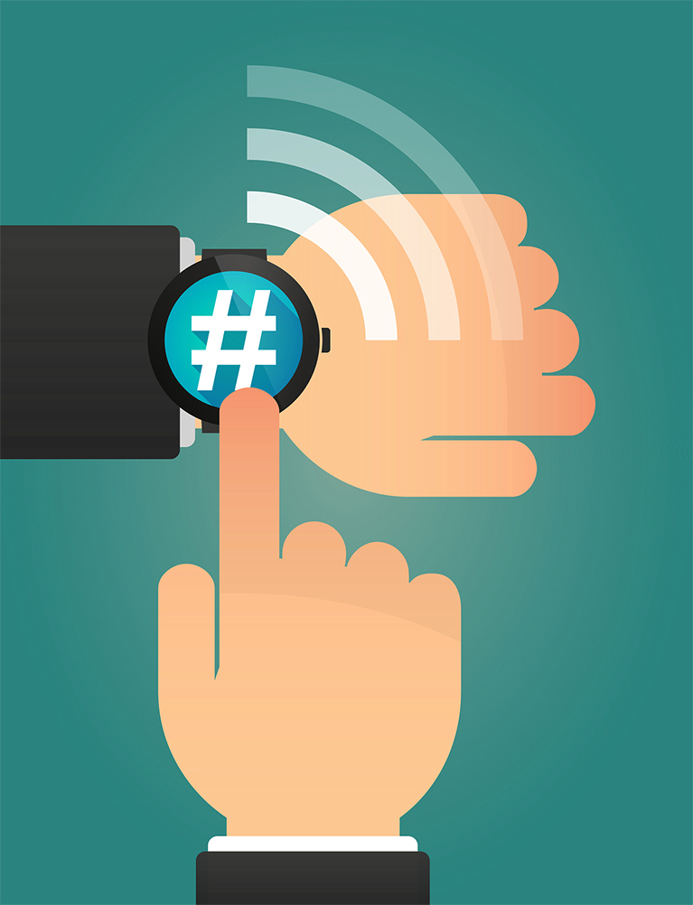 How Hashtags Work on Social Media Sites