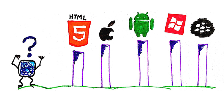 Dynamic Cross-Platform Tools for Mobile Developers of Any Skill Level