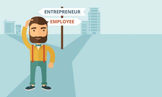 Entrepreneur or Employee