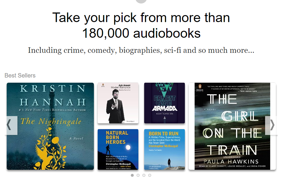Audiobooks picture