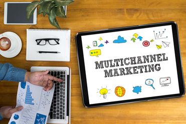 Multichannel Online Marketing small