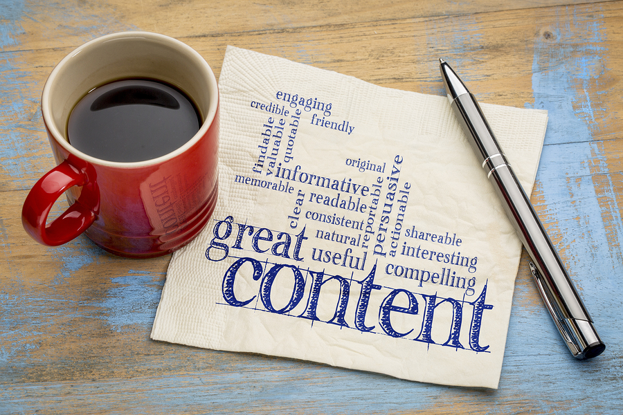 Make Social Media Work for You with Shareable Content