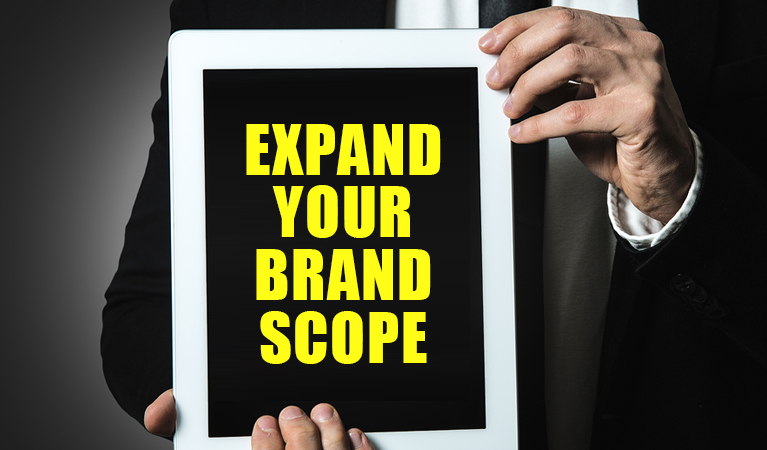 Expand Your Brand Scope