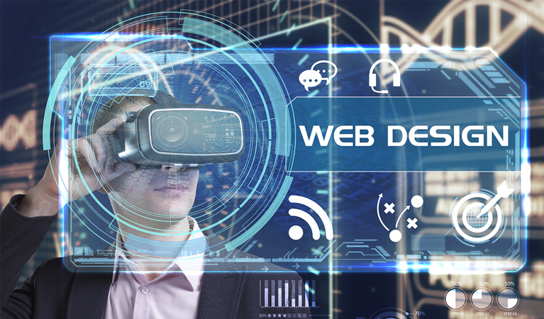 How Augmented and Virtual Realities May Change Web Design