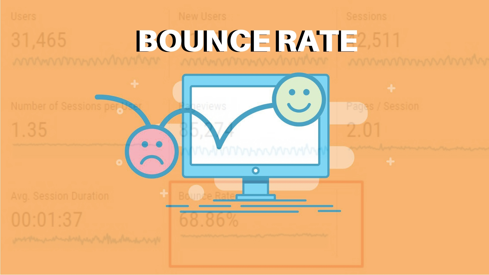 How to measure bounce rate