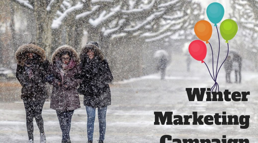 Winter Marketing Campaign