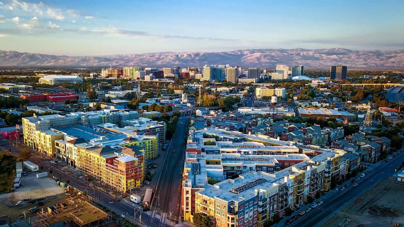 San Jose_California boomtown