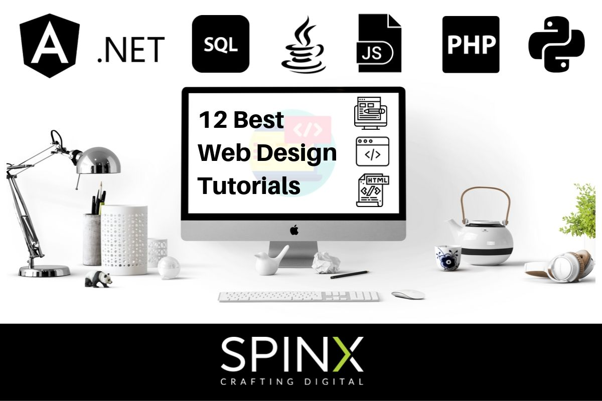 12 Best Web design tutorials