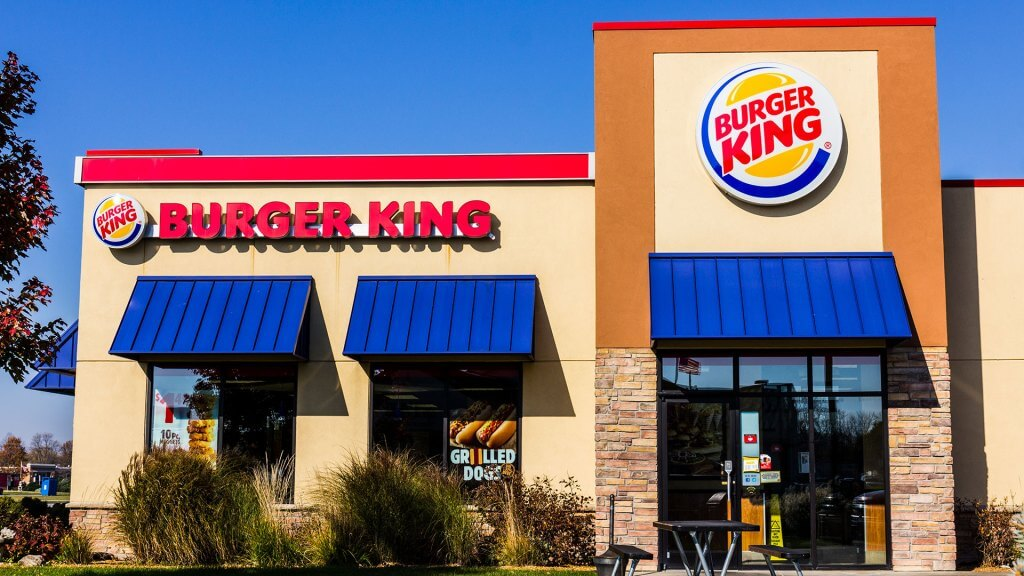 Burger King Geofencing Marketing Example