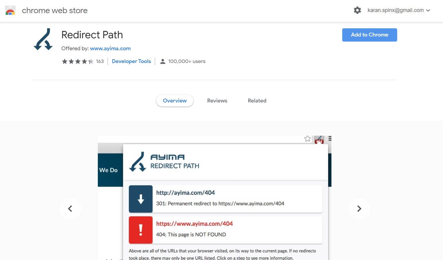 Redirect Path SEO Tool