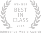 Winner Best in Class 2016 Award