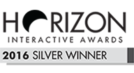 Silver Winner Horizon Awards 2016